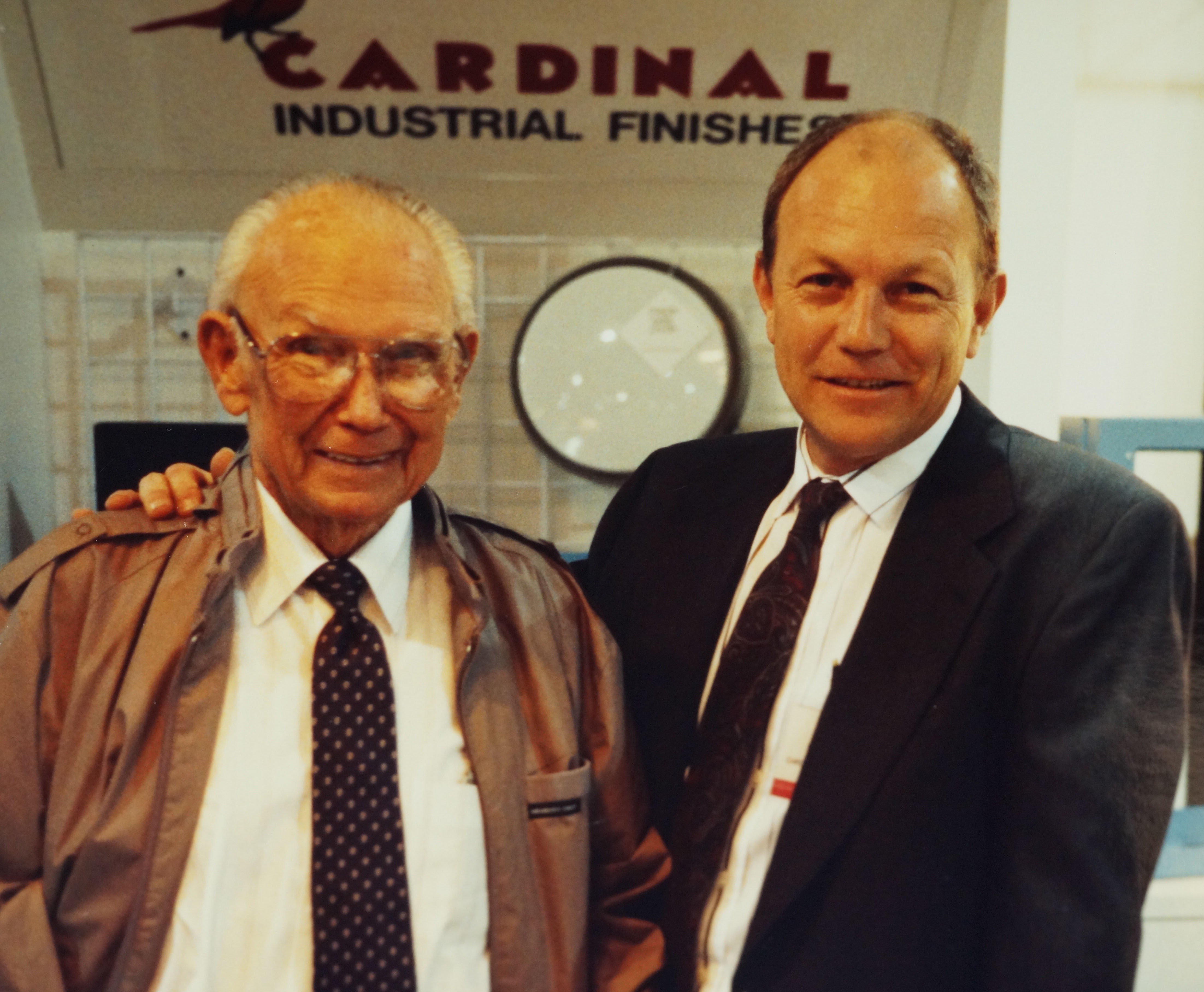 Stanley Ekstrom becomes President of Cardinal